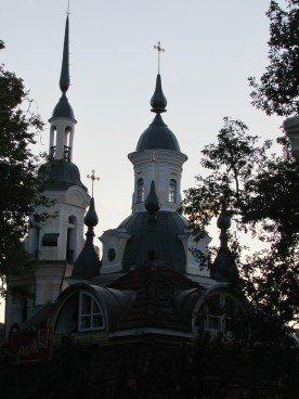 Parnu cathedral