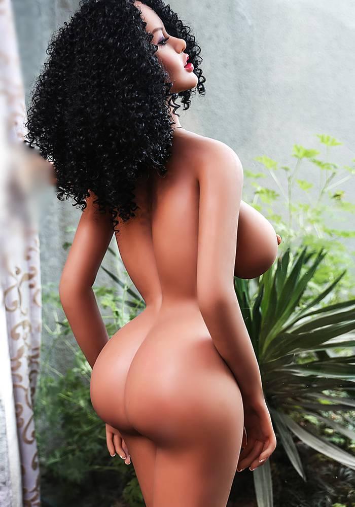 big ass black sex doll
