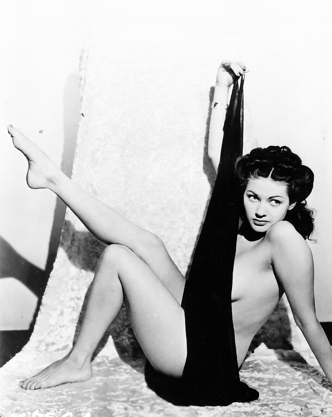 Yvonne De Carlo Tits : yvonne, carlo, Photos, Yvonne, Carlo, Forget, Girlfriend