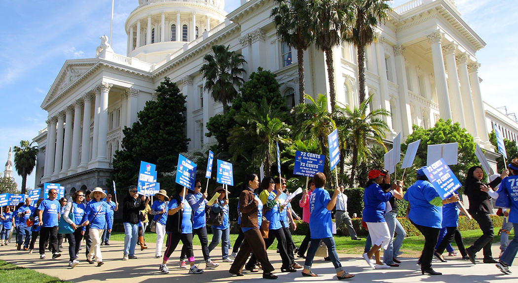 March 17, 2015 - 6Beds Lobby Day Rally, Stat Capitol