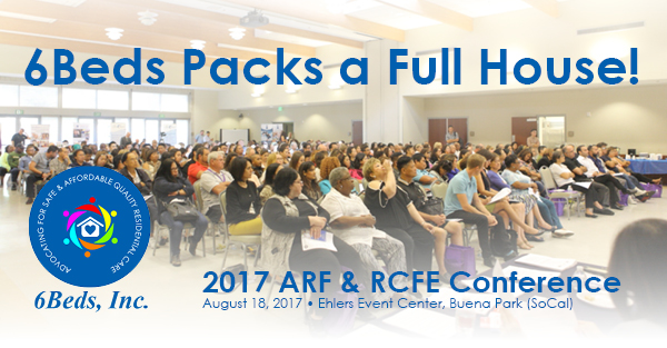 2017 AR and RCFE Conference