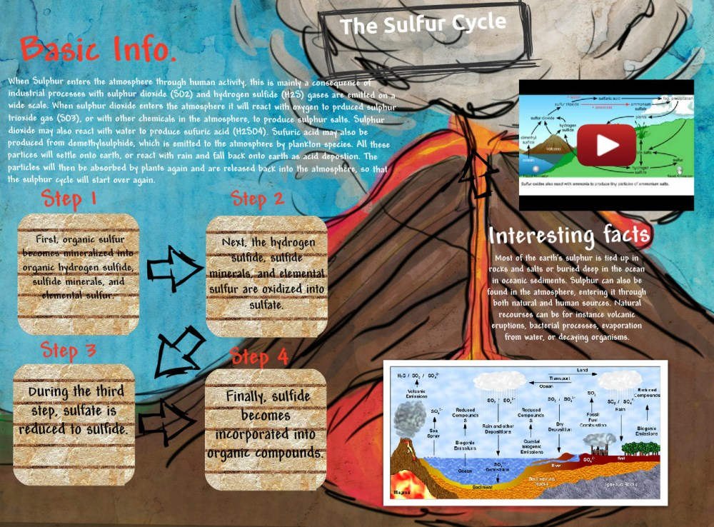 medium resolution of the sulfur cycle cycle eng geostudies science sulfur tp glogster edu interactive multimedia posters