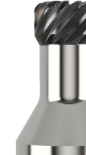 PCD Torus Mill - 6C Tools AG