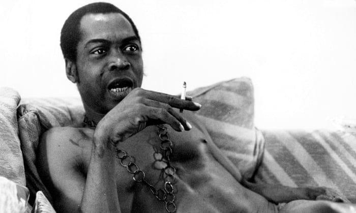 Image result for Nigerian Afrobeat legend Fela Kuti Hamilton