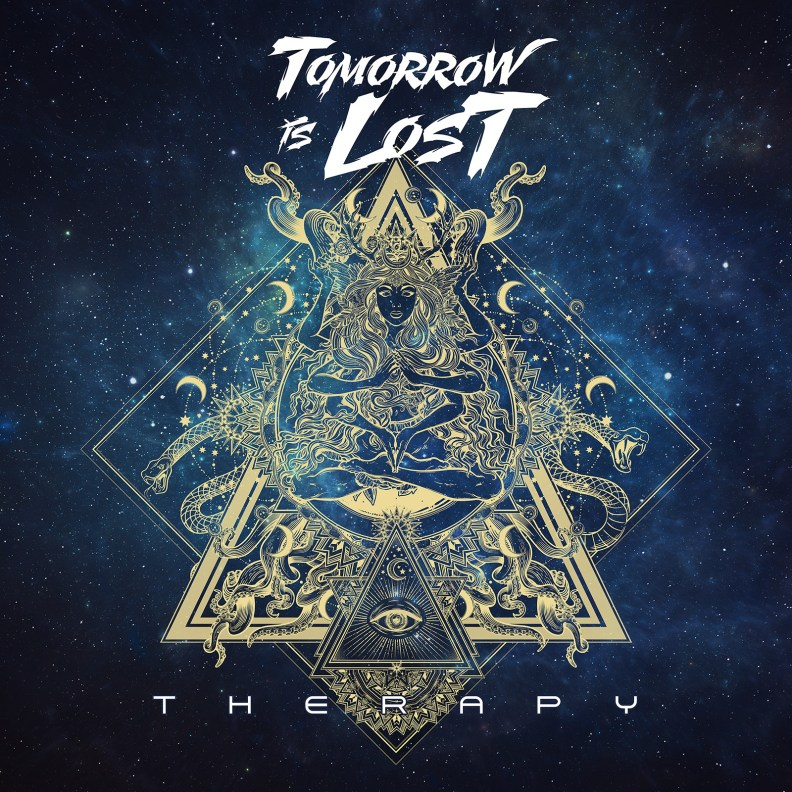Tomorrow Is Lost - Therapy - LP Cover Artwork