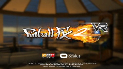 Pinball FX2 VR   Review 67