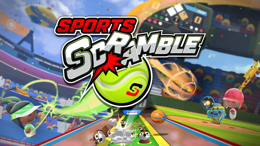 vr fitness at home sports scramble