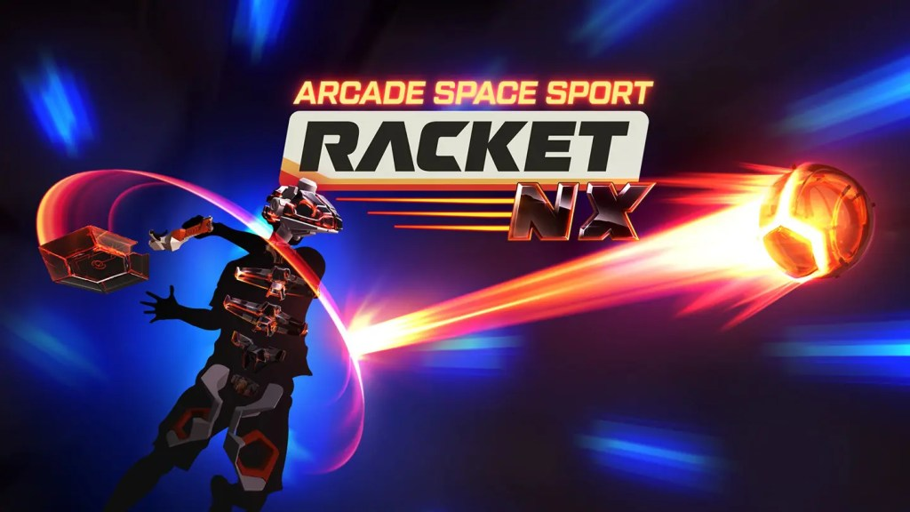 vr fitness at home racket nx