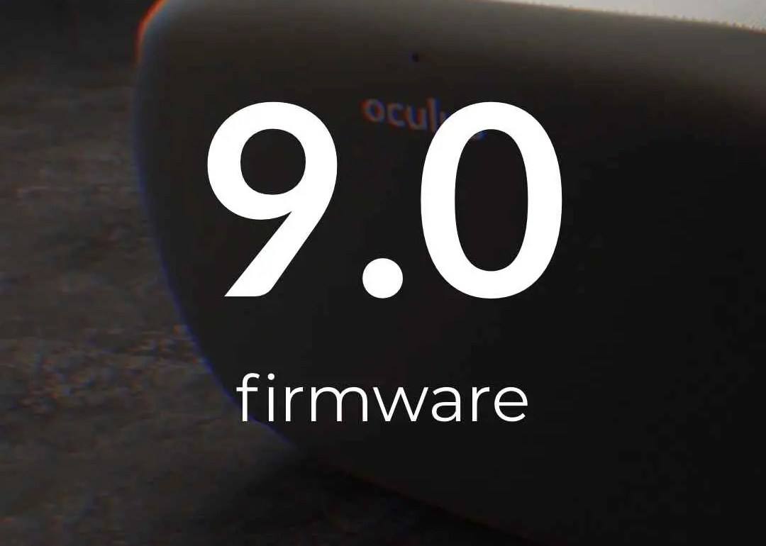 Quest Firmware Update 9.0 60