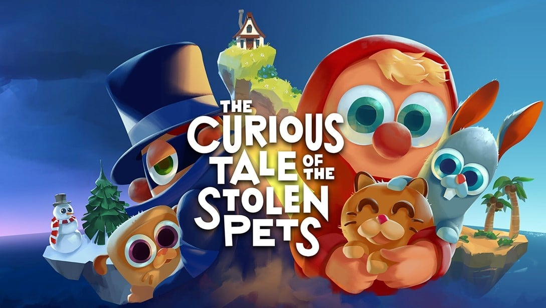 The Curious Tale of the Stolen Pets Coming to Quest Nov 14 58