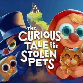 The Curious Tale of the Stolen Pets Coming to Quest Nov 14 74
