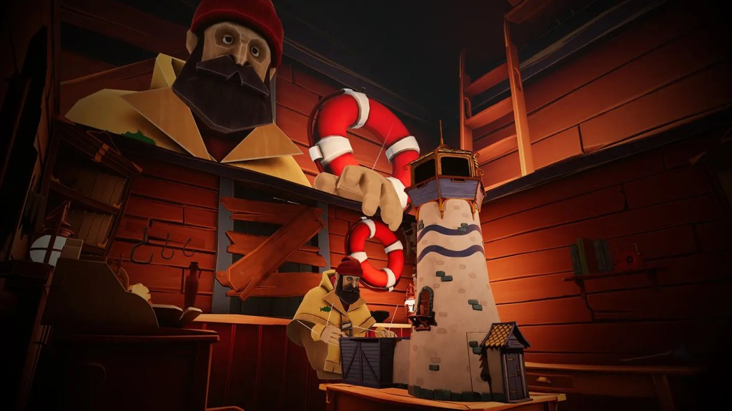 a fisherman's tale oculus quest review
