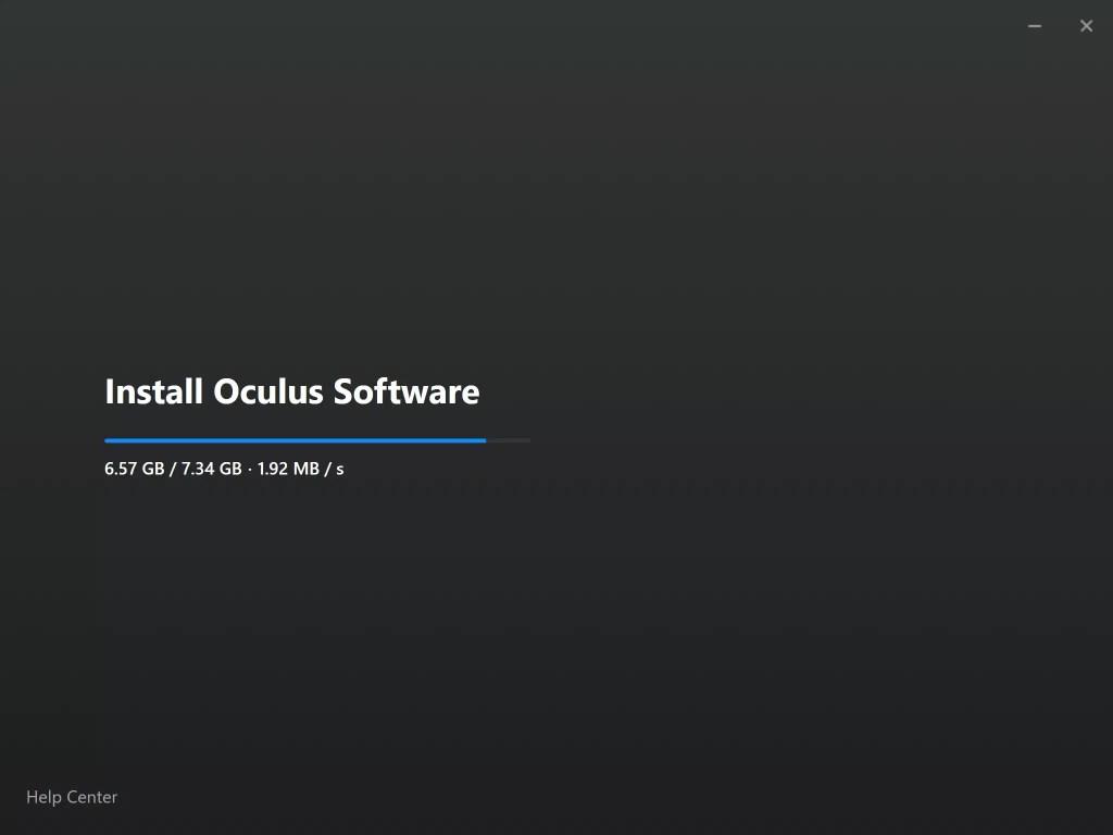 oculus link quest setup