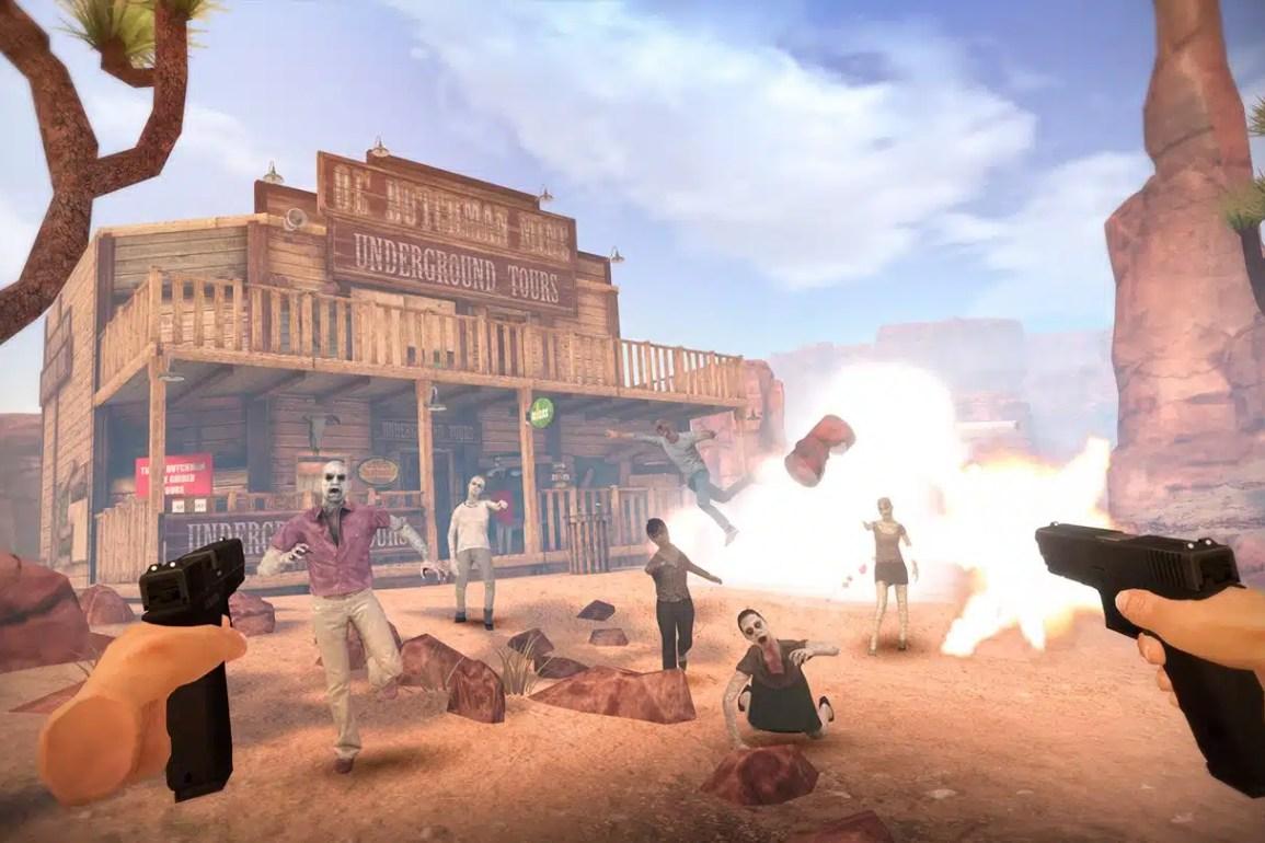 DevTalk | Porting Arizona Sunshine to the Oculus Quest 56