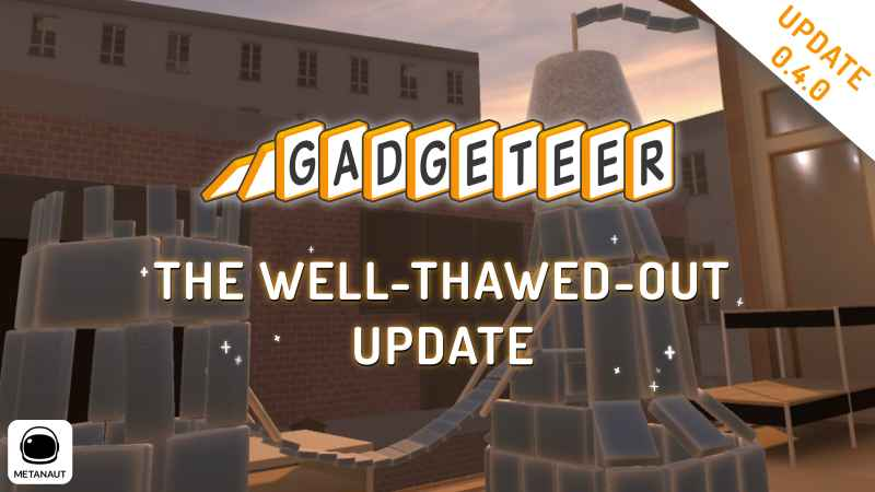 Gadgeteer Updated with Massive Optimizations! 66