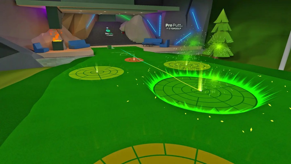 pro putt by topgolf oculus quest game review