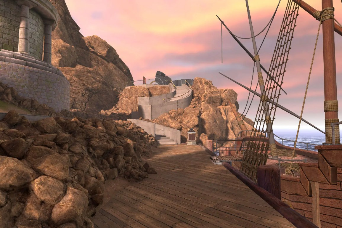 Quest Release Dates Announced for Pistol Whip 2089, Warhammer 40,000: Battle Sister, and Myst! 62