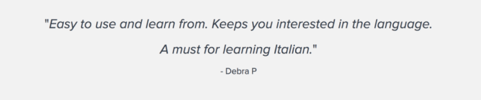 The Intrepid Guide testimonial quote