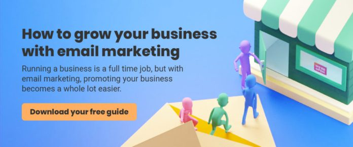 Free guide: How to grow your business with email marketing