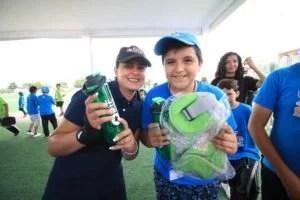 Más de 500 niños participaron el el curso de verano DIF Corregidora 2019