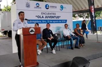 En esta nueva historia, los jóvenes son protagonistas: Roberto Sosa el Día Internacional de la Juventud