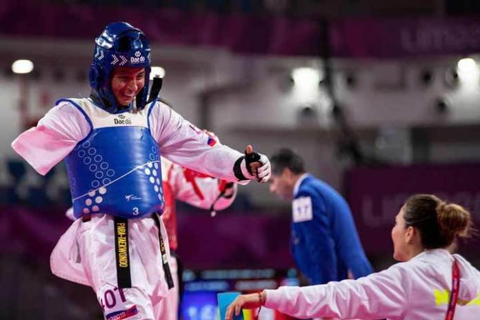 Para-Taekwondo gana medallas con la queretana Jannet Alegría como entrenadora