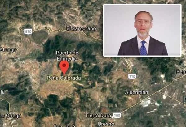 Busca Gobierno de Querétaro candado que impida el desarrollo urbano en Peña Colorada: Del Prete