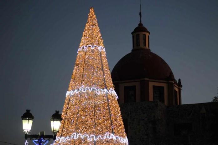 Encenderán Árbol Navideño de Corregidora hoy viernes 29 de noviembre, NO FALTES