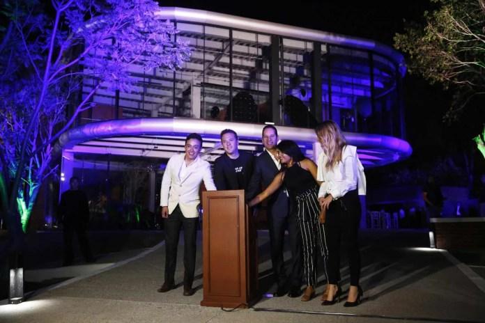 Nuqleo, nueva Casa de la Juventud de Querétaro fue inaugurada por Francisco Domínguez