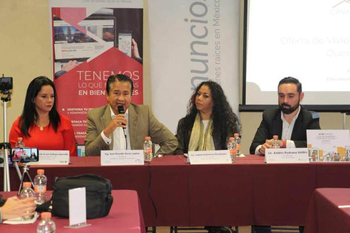 Querétaro, quinto estado con mayor oferta de vivienda por internet en México.