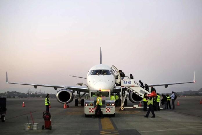 AIQ trasladó a más de un millón de pasajeros en 2019, 15% más que en 2018