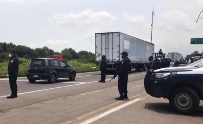 Iniciaron un operativo conjunto en los límites de Querétaro con Guanajuato tras detención de