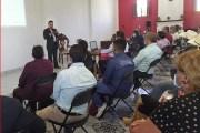 Santiago Nieto presenta alcances y retos de la UIF ante uniones sindicales y organizaciones civiles de Querétaro