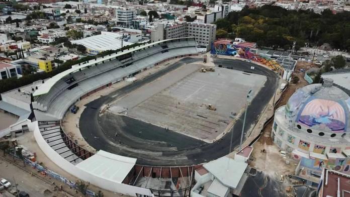 Estadio Olímpico Alameda, una realidad de vanguardia y referente en infraestructura deportiva