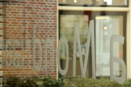 Aussicht: Villa Mondriaan