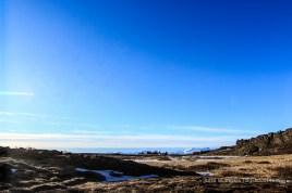 Die Ebene von Thingvellir