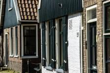 "Fensterläden: ""echt Hollands"""