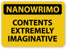 nanowrimo-extremely-imaginative-sticker