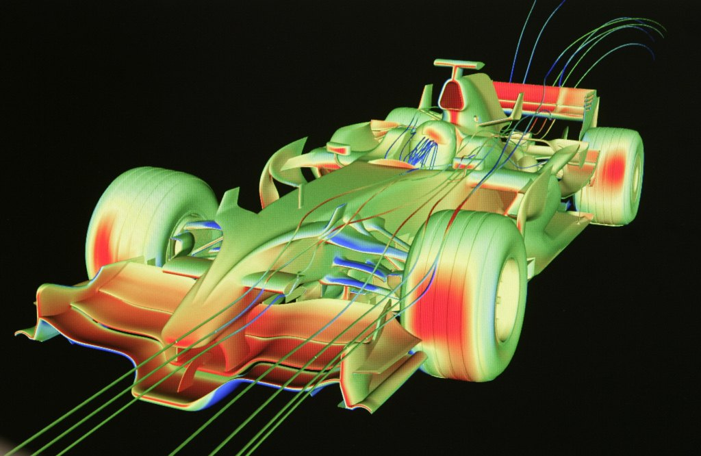 Indy Car Racing Wallpaper Formula One Contemplates Cfd Only Future