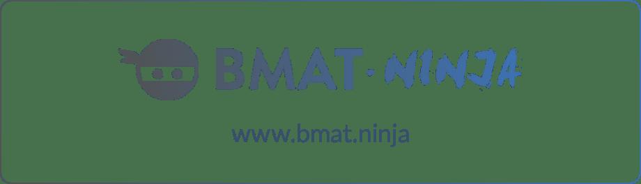 6med BMAT Ninja Logo