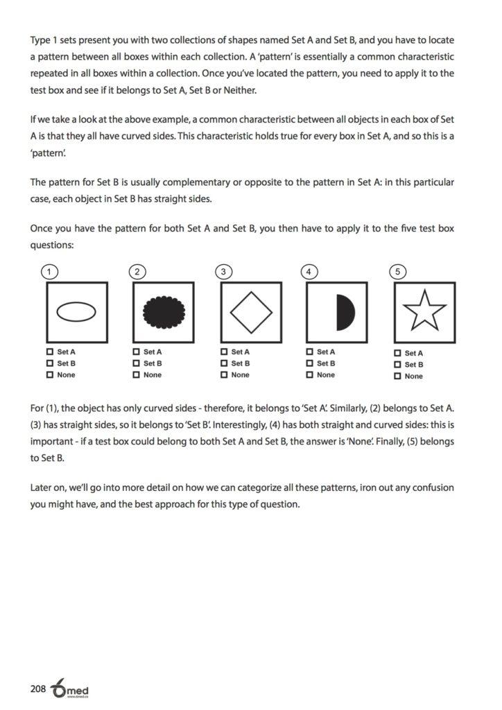 UCAT Crash Course - Notes, Materials, Workbook   6med