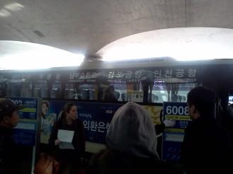 El bus..