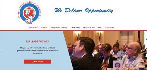 Food Shippers of America 64th Annual Logistics Conference