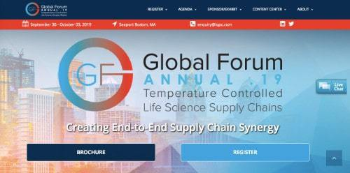 17th Annual Cold Chain Global Forum