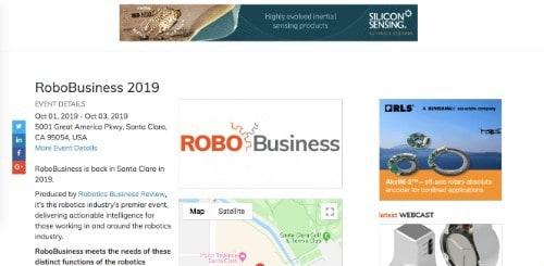 RoboBusiness 2019