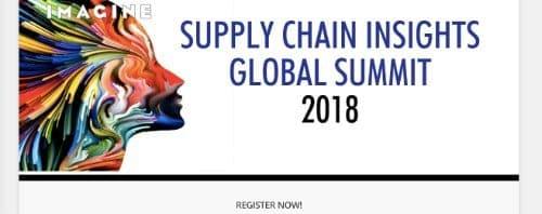 Supply Chain Insights Global Summit