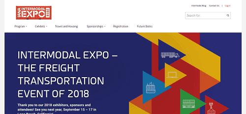 IANA Intermodal Expo