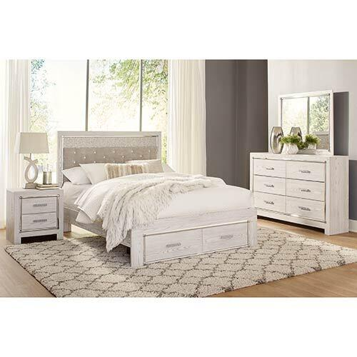 signature design by ashley altyra 6 piece queen bedroom set