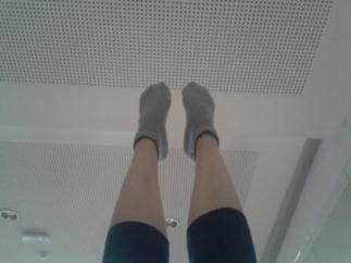 Pilates no chão