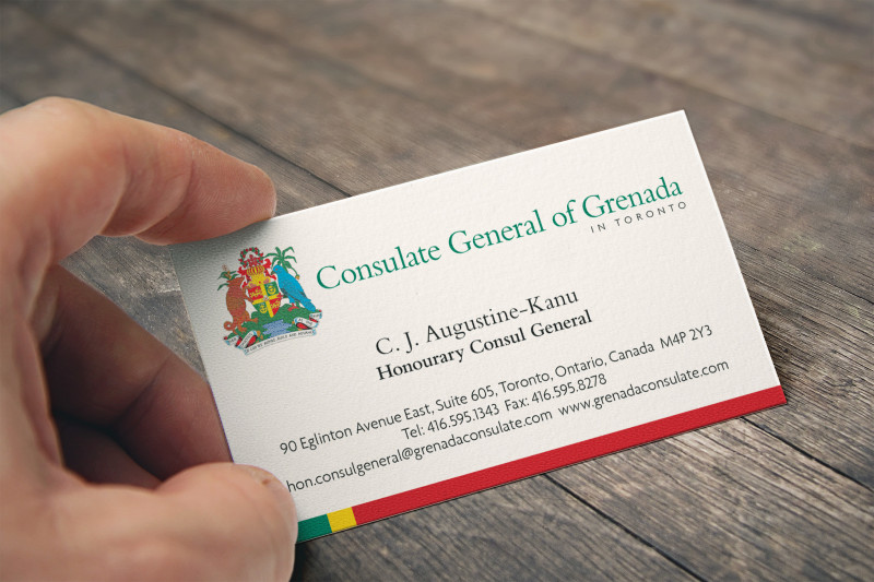 Consulate General of Grenada in Toronto